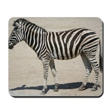 Zebra015 Mousepad