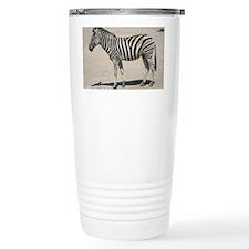 Zebra015 Travel Mug
