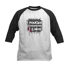 Throat Cancer Fought Won Tee