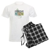 Periodic table Men's Light Pajamas