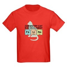 Chemistry Cat T