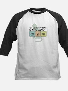 Chemistry Cat Tee