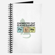 Chemistry Cat Journal