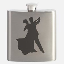 Dancing Couple Flask