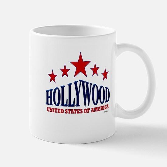 Hollywood U.S.A. Mug