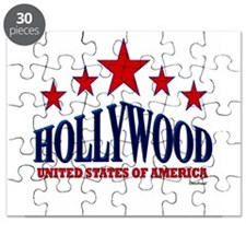 Hollywood U.S.A. Puzzle