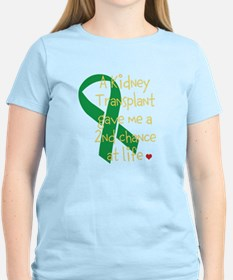 2nd Chance At Life (Kidney) T-Shirt