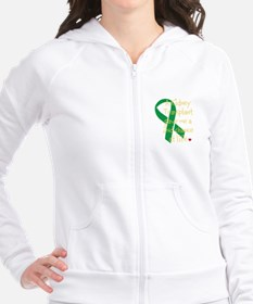 2nd Chance At Life (Kidney) Fitted Hoodie