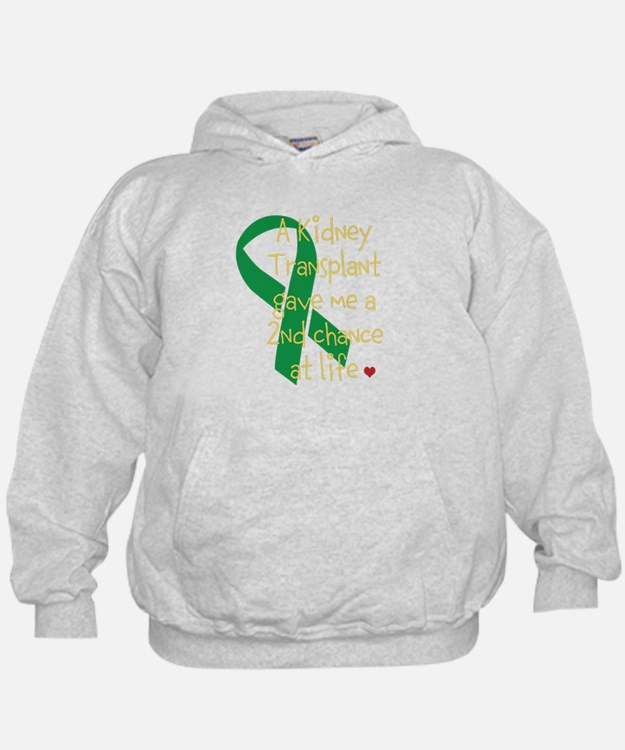 2nd Chance At Life (Kidney) Hoodie