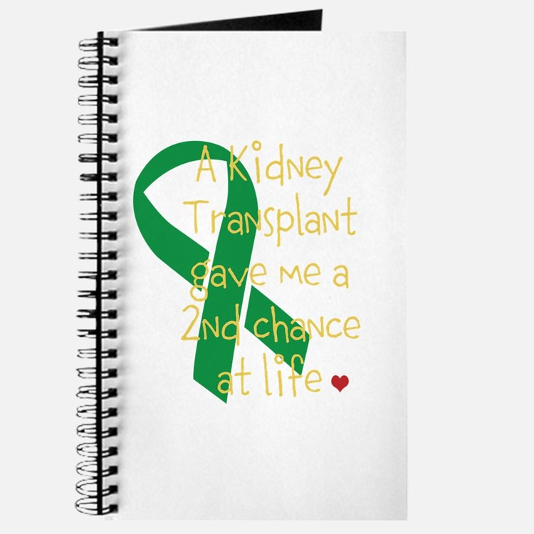 2nd Chance At Life (Kidney) Journal