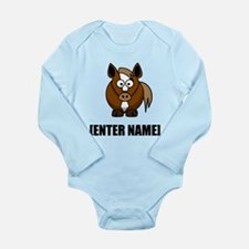 Horse Personalize It! Body Suit