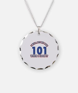 Will act 101 when i feel it Necklace