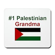 Palestine #1 Grandma Mousepad
