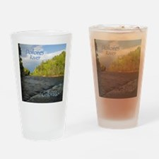 Dolores River Drinking Glass