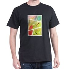 Colors in Abstract T-Shirt