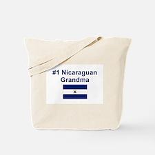 Nicaragua #1 Grandma Tote Bag
