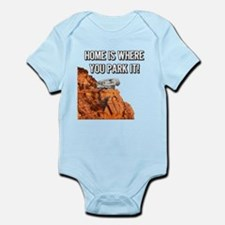 Home Is Where You Park It - Fifth Wheel Body Suit