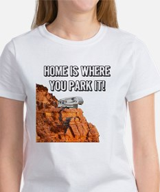 Home Is Where You Park It - Fifth Wheel T-Shirt