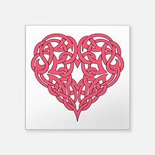 CELTIC HEART-PINK Sticker