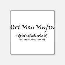 Hot Mess Mafia Sticker
