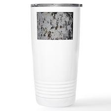 Spotted Gray Wall Travel Mug