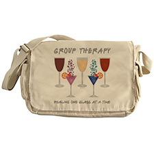 GROUP THERAPY Messenger Bag