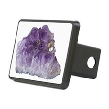 amethyst geode Hitch Cover