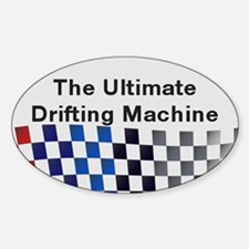 Ultimate Drifting Machine Decal