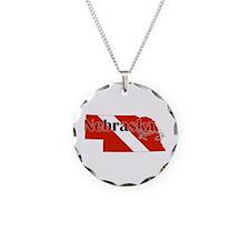 Nebraska Diver Necklace