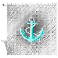 Anchor, Shower Curtain