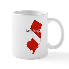 New Jersey Diver Mug