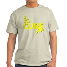 Testicular Cancer Fight For A Cure T-Shirt