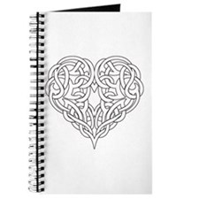 CELTIC HEART-OUTLINE Journal