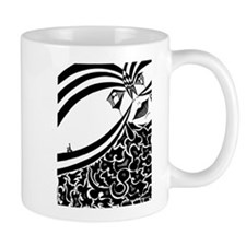Abstract Thoughts Mugs