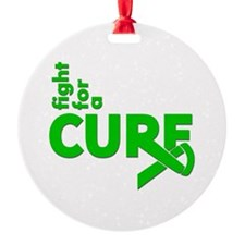 Spinal Cord Injury Fight For A Cure Ornament