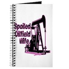 Spoiled Oilfield Wife Jewelry Journal