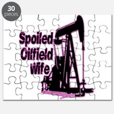Spoiled Oilfield Wife Jewelry Puzzle