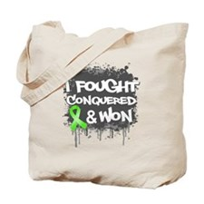 Non-Hodgkins I Fought Won Tote Bag