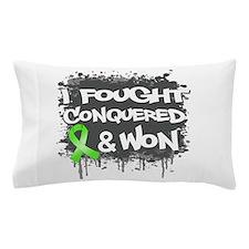 Non-Hodgkins I Fought Won Pillow Case