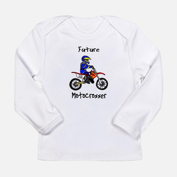 futuremotocrosserboy Long Sleeve T-Shirt