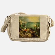 Fall of Icarus Messenger Bag