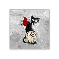 Voodoodle - Fang Kitty Sticker