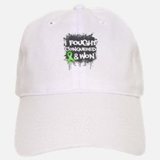 Lymphoma I Fought Won Baseball Baseball Cap