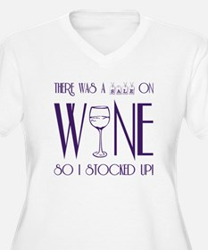SALE ON WINE T-Shirt
