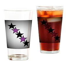 Art of Star Drinking Glass