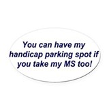 Multiple sclerosis Car Magnets