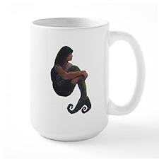 Mermaid and the Moon Mugs