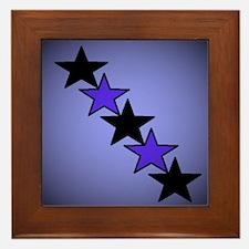Art of Star Framed Tile