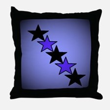 Art of Star Throw Pillow