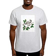 chickadee in a tree T-Shirt